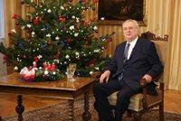 ŽIVĚ: S prezidentem v Lánech. Co řekne Zeman o teroristovi, který zabil Češku?