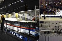 Obří Titanic z lega kotví na Výstavišti: Padlo na něj půl milionu kostek