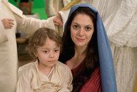Ježíšek z pohádky Anděl Páně za roli nedostal ani korunu! Jakubovi je dnes šestnáct
