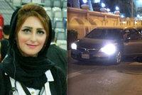 Člen královské rodiny zastřelil na ulici novinářku (†28): Před zraky syna