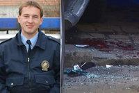Vražda policisty před Vánoci: Sbírku na pomoc Václavově rodině vypsali kolegové