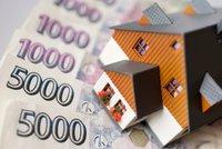 Češi nebudou mít vlastní bydlení? Banky loni poskytly výrazně méně hypoték