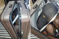 Žena pašovala uprchlíka v kufru do Španělska. Hrozí jí až sedm let vězení