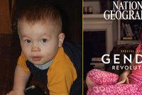 """""""Nemusím dělat, že jsem kluk,"""" říká Avery (9), která se narodila jako chlapec"""