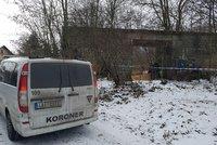 V Horních Měcholupech zemřel bezdomovec (39): Stal se další obětí mrazu