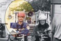 Před 15 lety zemřeli v ohni: Velitele hasičů Davida zavalil strop, Jardovi plameny odřízly cestu