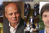"""Horáček a spol. zuří. Politici """"blokují"""" kampaň prezidentským kandidátům"""