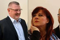 Trest pro Nečasovou a Rittiga. Za vyzrazení zprávy BIS dostali podmínku