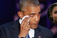 Kde je dcera Obamy? Sasha prošvihla otcův poslední proslov, lidé na internetu ji shání