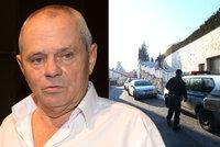 Noční přestřelka v domě herce Milana Kňažka: Zbraň má už od devadesátých let!