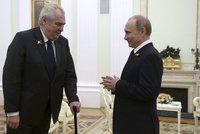 Zeman pro Washington Post zmínil vodku a peníze z Ruska. Řekl, čí je agent