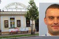 Záhadná smrt mluvčího vinohradské nemocnice: Kolegové mu poslali dojemný vzkaz do nebe