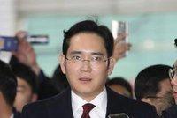 Na šéfa Samsung Group padl zatykač. Policie mu jde po krku kvůli úplatkům i tajení zisku