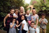 Osminásobná matka inkasuje statisíce na dávkách: Jsem moc krásná na práci, brání se
