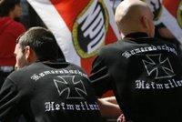 """""""Hitlerovy dědice"""" Německo nezakáže. Soud smetl stopku pro stranu"""
