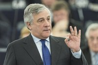 Europoslanci mají nového šéfa: Po dohadech si zvolili Antonia Tajaniho
