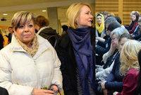 Muslimské šátky opět u soudu: Naštvaný Klaus a vykázaná veřejnost