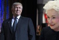 O tvrdém Trumpovi a bazénu v Bílém domě: Exasistentka prezidentů promluvila