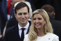 """Ivanka Trump prezidentkou? S manželem jsou """"mocichtivý pár"""", líčí je spisovatelka"""