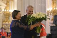 Hrad roztančí Zemanův ples: Lístky za 10 tisíc, Michal David a kanec do tomboly