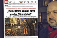 Maminka už se nevrátí? Malý Davídek se pořád ptá po Nadě, která zemřela při berlínském masakru