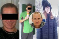 Jednoruký expřítel, dva tátové i utěšitel matky Dominik: Kdo jsou muži v případu ztracené Míši?
