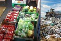 """500 kilo smetí na jednoho Čecha: EU řeší """"zavalení"""" odpadky a plýtvání jídlem"""