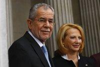 Rakousko má nového prezidenta: Van der Bellen složil slib