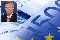 Euro skončí do 18 měsíců, předvídá Trumpův možný ambasador pro EU