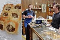 Majitel Facebooku propadl českým koláčům! Sehnal je u potomků českých imigrantů