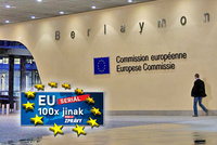 """Kolik má """"superbyrokratický"""" Brusel úředníků? Ročně vyjdou na 200 miliard"""
