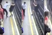 Brit shodil Davida (21) pod metro: Spletl si ho s Rusem! Dostal 10 let