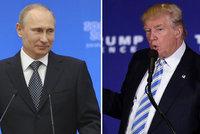 """Putin se chce sejít s Trumpem. """"Rande"""" si nejspíš dají v domovině Melanie"""