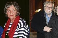 Manželé Jan Kačer a Nina Divíšková (†84): Exekuce kvůli dluhu! Málem přišli o vilu a chalupu