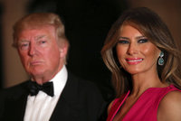 Trump chce omezit víza, přes která se do USA dostala i Melania