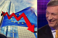Trumpův muž: Euro skončí v roce 2018. Ekonomové: Čechy by zdrtila krize