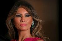 Vroubek Melanie Trumpové? K její kamarádce zamířilo po inauguraci 26 milionů dolarů