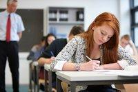Pochlubit se testem z přijímaček může být trestné, zahrozil Cermat