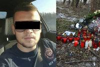 Jirku (†23) pohřbilo milované auto: Žádný dopis nám nenechal, vyvrací matka sebevraždu