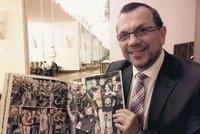 Poslanec ČSSD vzal Putinovy Noční vlky na projížďku. Do Ruska poslal dárek
