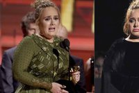 Adele získala 5 cen Grammy, poklonila se Beyoncé a zhroutila se při vzpomínce na George Michaela