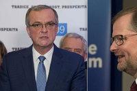 Pravice na cestách: Kalousek a Fiala vábí voliče v regionech. Obcházejí zákon?