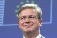 Bývalý eurokomisař Füle může mít nový elitní post. Jestli mu to nepřekazí Rusové