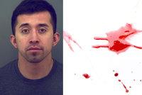 Krvavý Valentýn: Student zabil přítelkyni při drsném sexu. Její tělo si fotil v kaluži krve