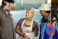 Hvězda Chalupářů Gabriela Vránová (77): Rakovina tlustého střeva! Nutná operace