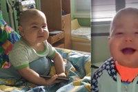 Další hrozba pro nejstatečnější miminko Česka: Dominika (2) ohrožuje nový vir!
