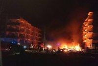 Výbuch v Turecku: Bomba roztrhala desetiletého chlapce. Dalších 17 lidí zranila