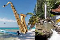 Češi označí trasy na Filipínách, dovezou saxofony do Belize i kola do Gambie
