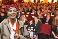 Luba Skořepová (†93): Dva měsíce po smrti se dočkala důstojného rozloučení! Ostudu v Praze zachránil Náchod