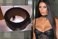 Přepadení Kim Kardashian v Paříži: Tímhle ji lupiči svázali